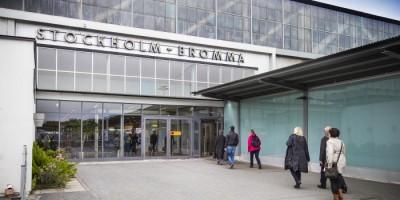 Bromma Stockholm Airport