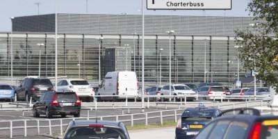 Flygplatsparkering