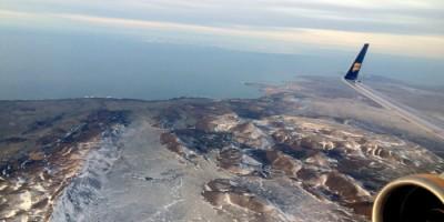Icelandair till USA