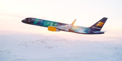 Icelandair och JetBlue