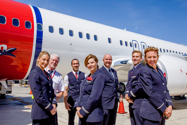 Norwegian charteravtal