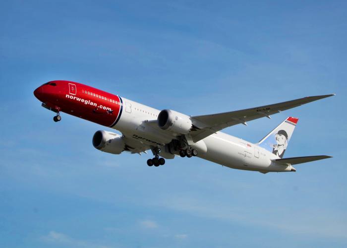 Norwegian 787-9 Dreamliner