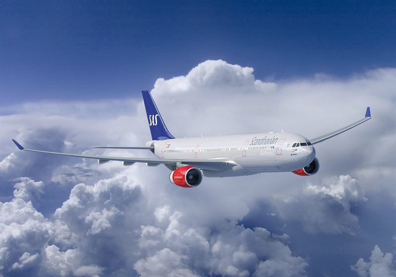 SAS Airbus 330