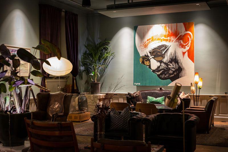 SAS City Lounge Stockholms Central