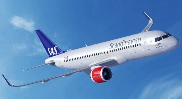 SAS nya A320neo
