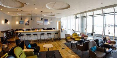 SAS Lounge i New York