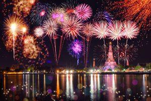 Bangkok nyår