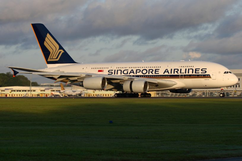 Singapore Airlines acft-a380-2